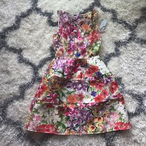 Teri Jon Floral Dress